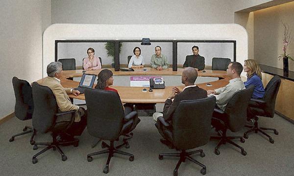 Las videoconferencias reducen un 30% los costes por desplazamiento