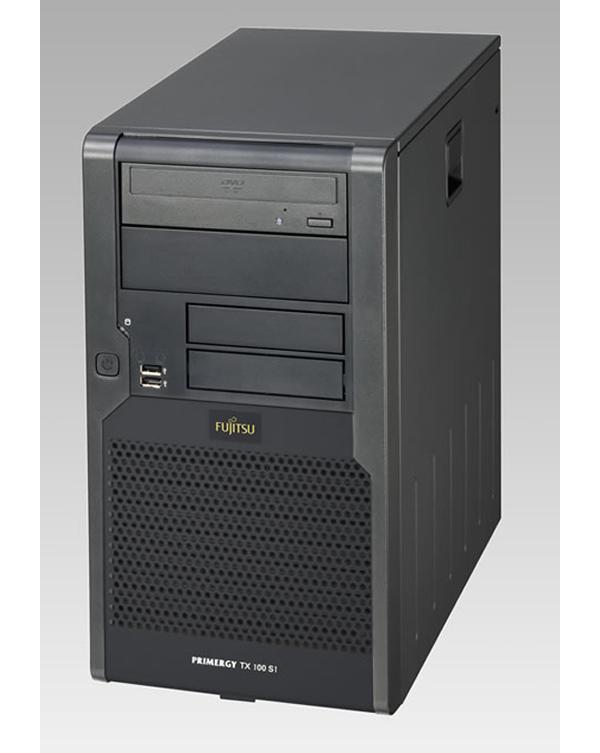Fujitsu Primergy TX100 S1, servidor monoprocesador para PYMES
