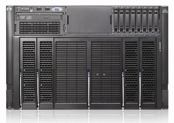 HP BladeSystem ProLiant y StorageWorks, soluciones para empresas de telecomunicaciones