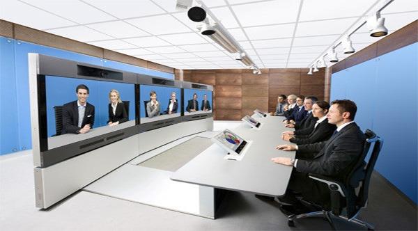 La videoconferencia mejora las comunicaciones y aumenta la productividad en la empresa