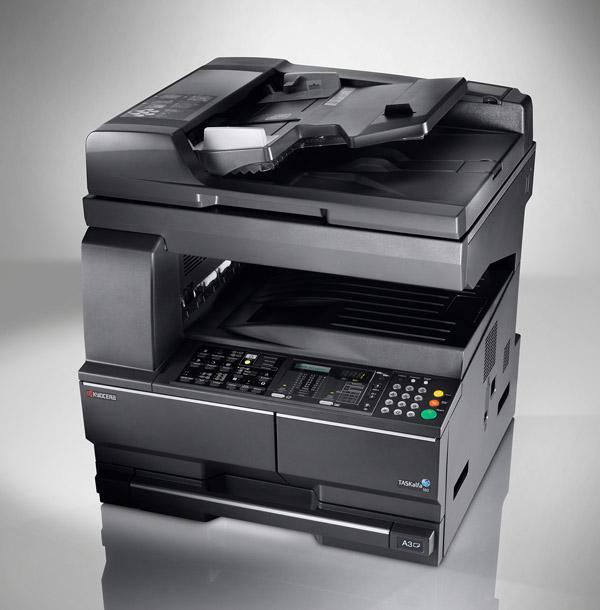 Kyocera TASKalfa 180 / 220 y 181 / 221, copiadoras multifunción sencillas y económicas
