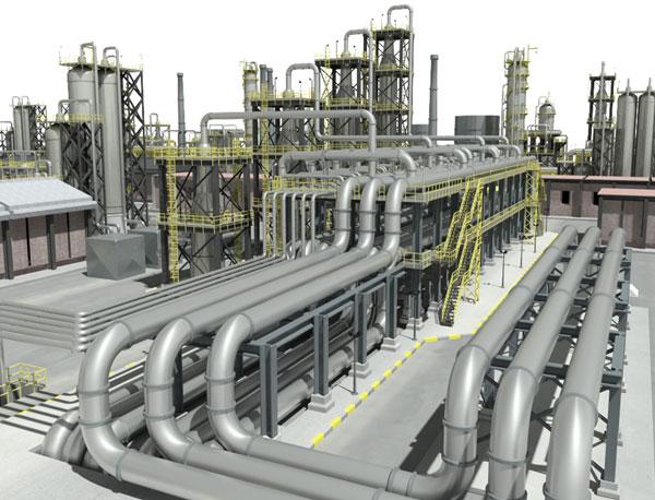 AutoCAD Plant 3D 2010, herramienta de diseño y punto de encuentro para diseñadores de plantas industriales