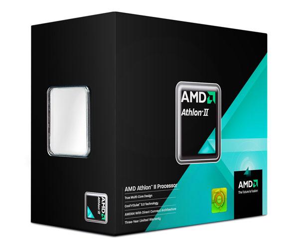 AMD Athlon II X4, un procesador de cuádruple núcleo por debajo de los 100 euros