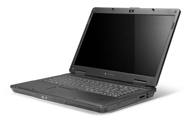 Gateway NO50, productividad y potencia en un portátil de 15,4 pulgadas