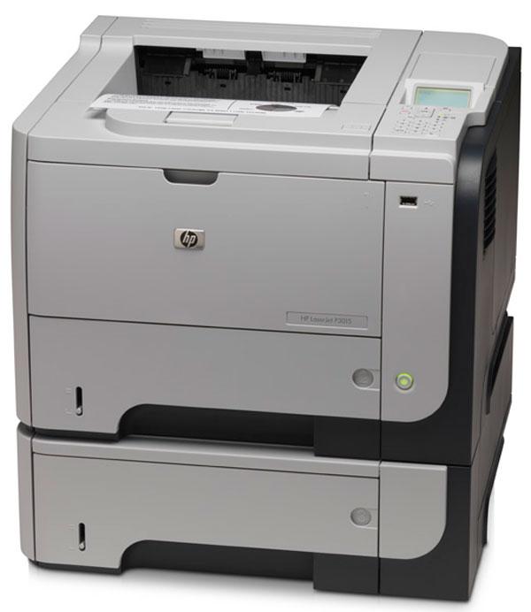 HP LaserJet P3015, impresora láser para grandes volúmenes de impresión