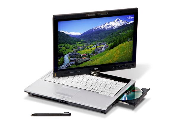 Fujitsu LIFEBOOK T5010, Tablet PC con pantalla multitáctil