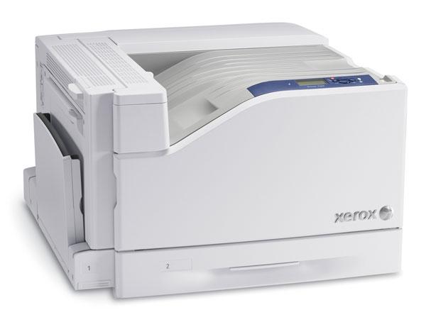 Xerox Phaser 7500, impresora láser color en A3 para altos volúmenes de impresión