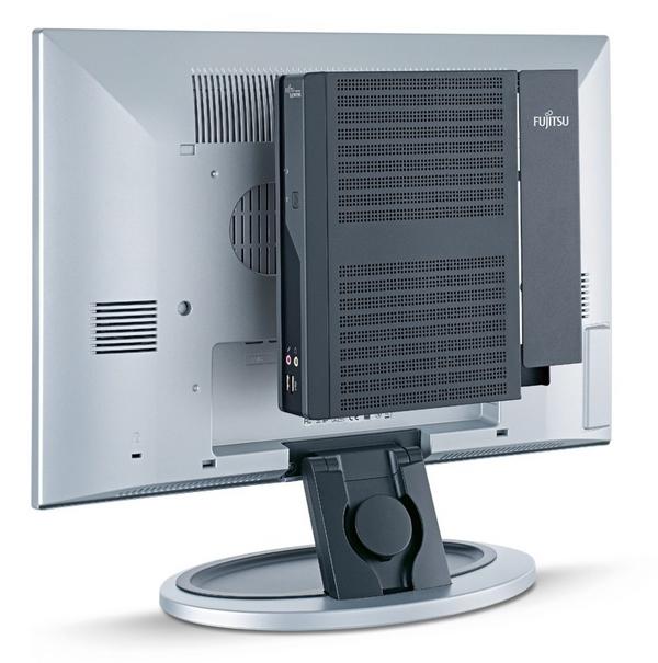 Fujitsu FUTRO S100, un thin client que consume poca energía
