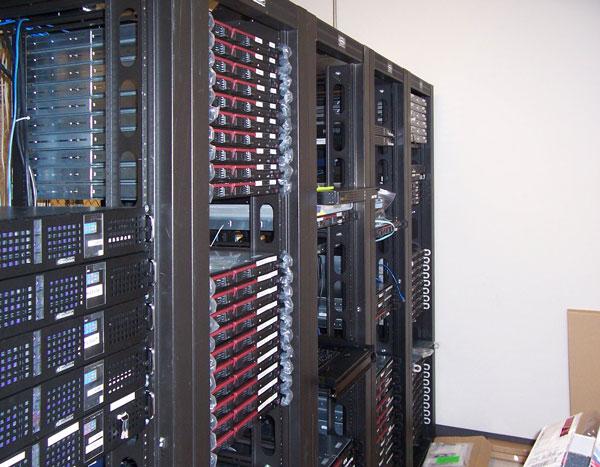 Los servicios de hosting y housing crecerán un 7% en 2009