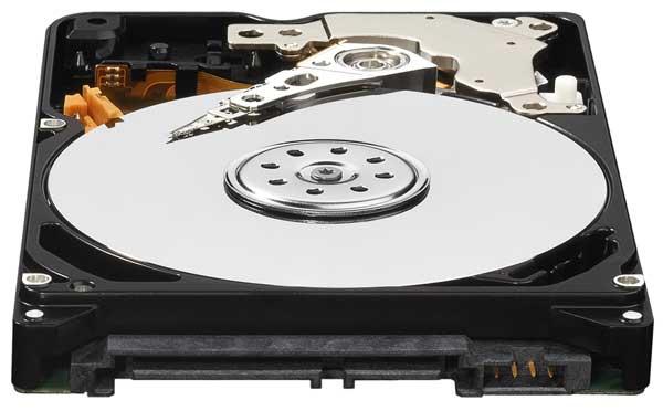 Western Digital Scorpio Blue, discos duros de 640 GB para netbooks