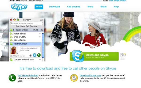 Shoretel, teléfonos para empresas que permiten hablar y recibir llamadas desde Skype