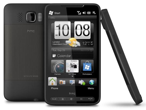 HTC HD2, móvil con Windows Mobile 6.5 para profesionales