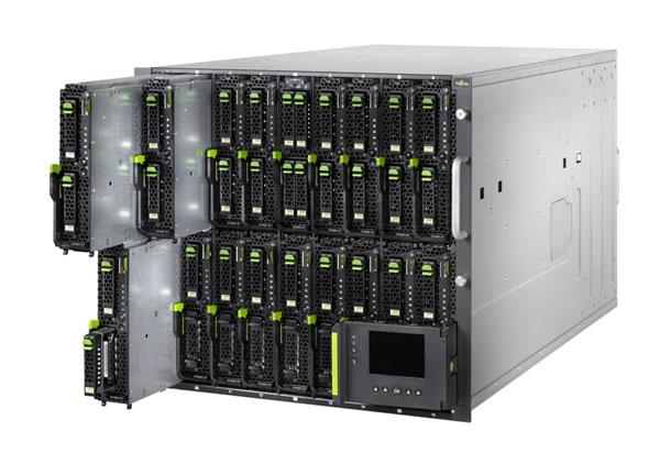 Fujitsu Primergy BX900 Dynamic Cube, nueva familia de servidores dedicados a la virtualización dinámica
