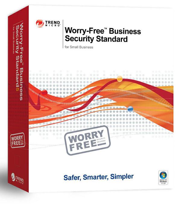 Trend Micro Worry-Free Business Security Advanced 6.0, seguridad para empresas