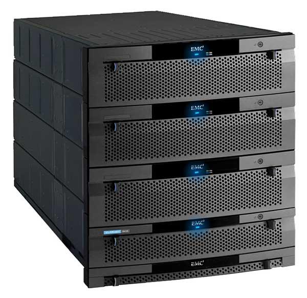 EMC CLARiiON CX4, nuevas funciones de virtualización