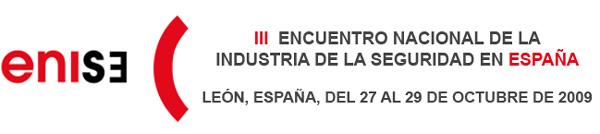 Encuentro Nacional de la Industria de la Seguridad en España, esta semana en León