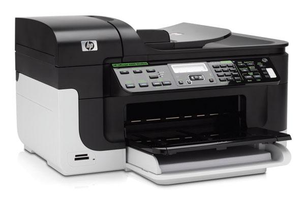 HP Officejet 6500, multifunción color inalámbrica para pequeños grupos de trabajo