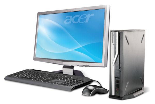 Acer Veriton L670G, ordenador diminuto para entornos empresariales