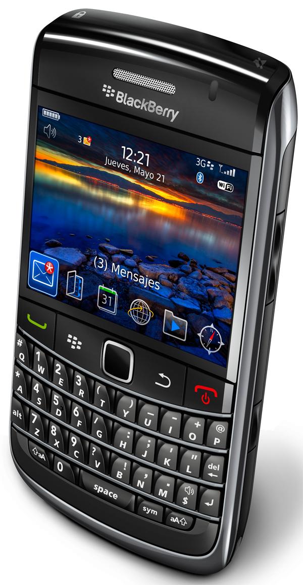 BlackBerry Bold 9700, la gama ejecutiva de smartphones de RIM se renueva