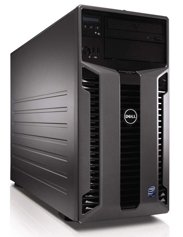 Dell PowerEdge T710, servidor especializado en entornos virtualizados