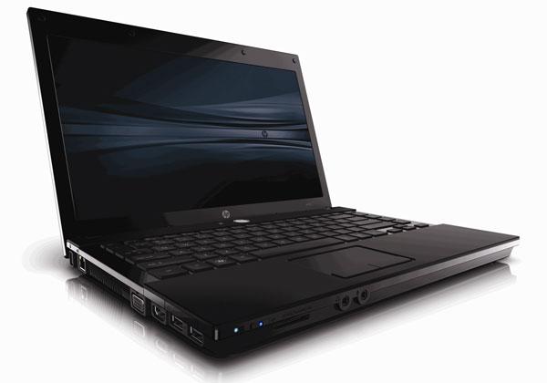 HP 4410t Mobile Thin Client, terminales móviles seguros con forma de ordenador portátil