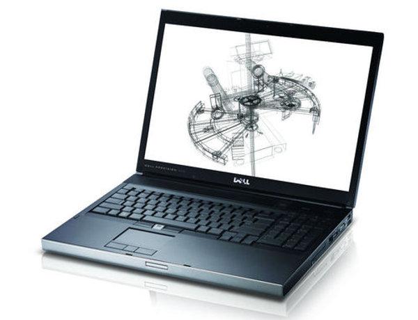 Dell Precision M6500, un portátil para profesionales de la imagen