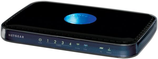 Netgear RangeMAX DGND3300, módem ADSL2+ y router inalámbrico de doble banda