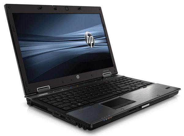 HP EliteBook 8540w, estación de trabajo portátil todoterreno