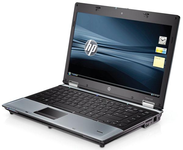HP EliteBook 8440p, portátil ligero y resistente para profesionales móviles