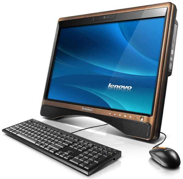 "Lenovo IdeaCentre C310, ordenador de sobremesa ""todo en uno"" con pantalla multitáctil"