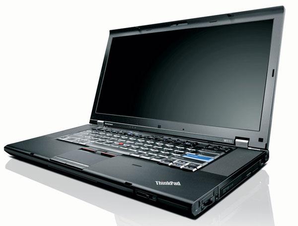 Lenovo ThikPad W510, portátil de alto rendimiento con 18 horas de autonomía