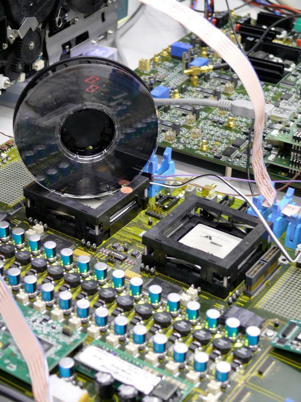 IBM y Fujifilm desarrollan un nuevo soporte de datos con 35 TB de capacidad