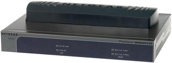 Netgear WNDAP350, punto de acceso de red inalámbrica de banda dual