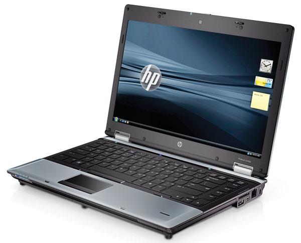HP ProBook 6440b, portátil de gama profesional de 14 pulgadas ligero y asequible