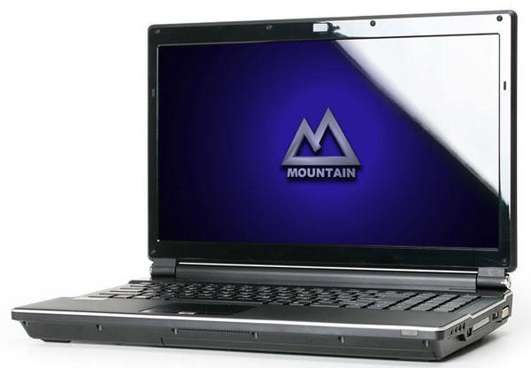 MOUNTAIN Studio3D 15, estudio gráfico portátil