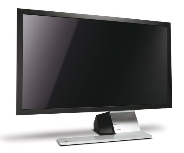 Acer S243HL, monitor LED de 24 pulgadas para estudios de diseño y edición de vídeo