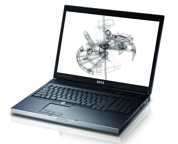 Dell Precision M6500, estación de trabajo móvil para todo tipo de trabajos de alto nivel