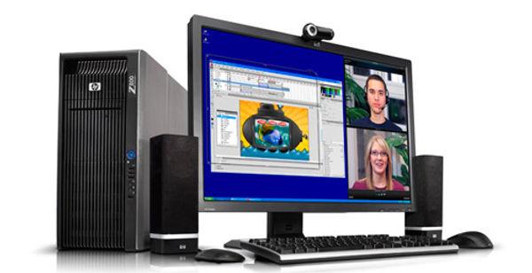 HP SkyRoom, nuevo software de videoconferencia en alta definición