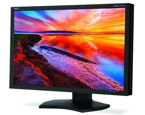 NEC PA241W, monitor orientado al diseño profesional