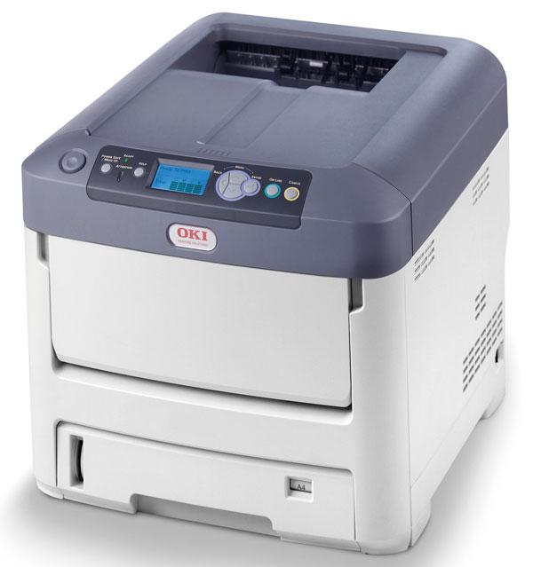 OKI C610, impresión veloz y de calidad en una máquina asequible