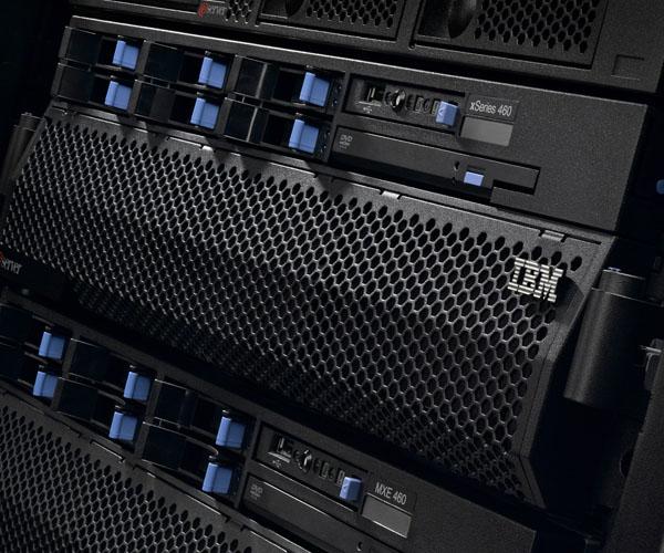 IBM crea una nueva línea de servidores que permiten reescalar la memoria de forma flexible