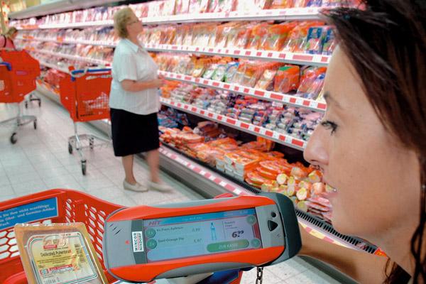 Wincor Nixdorf Personal Shopping, o cómo olvidarse de las colas en el supermercado