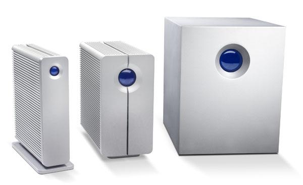 LaCie presenta sus nuevas soluciones de almacenamiento para el mercado profesional