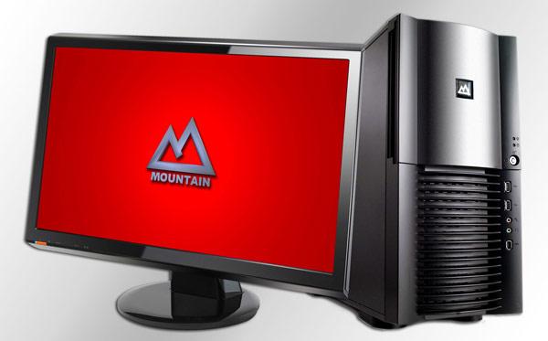 Mountain Studio3D Tesla, una estación gráfica de alto rendimiento