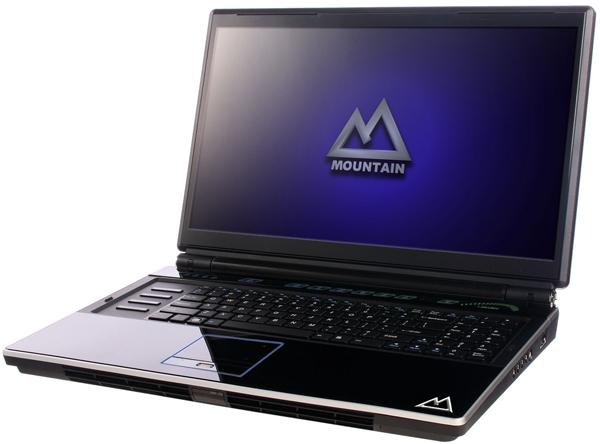 Mountain Portátil Studio3D 18, un ordenador con gráficos profesionales