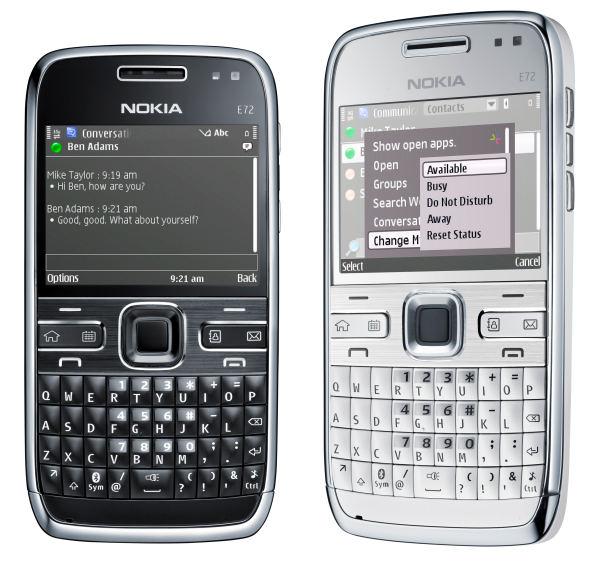 Microsoft Communicator Mobile, mensajería instantánea profesional para móviles Nokia