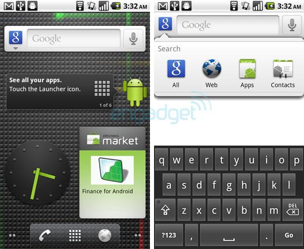 Android 2.2 Froyo, los iconos para móvil de Google en el entorno empresarial