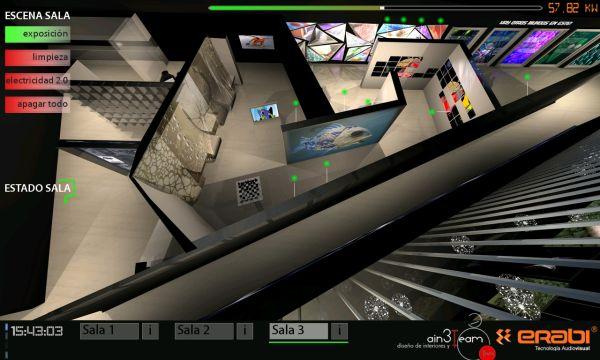 BTEK, un edificio que se controla desde el iPad o el iPhone