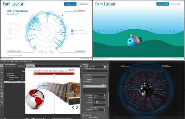 Microsoft Expression Studio 4, descarga la suite de creación web y multimedia profesional