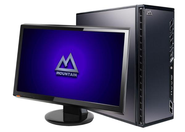 Mountain PRO DAW i7, estación de trabajo potente y silenciosa para la edición de audio